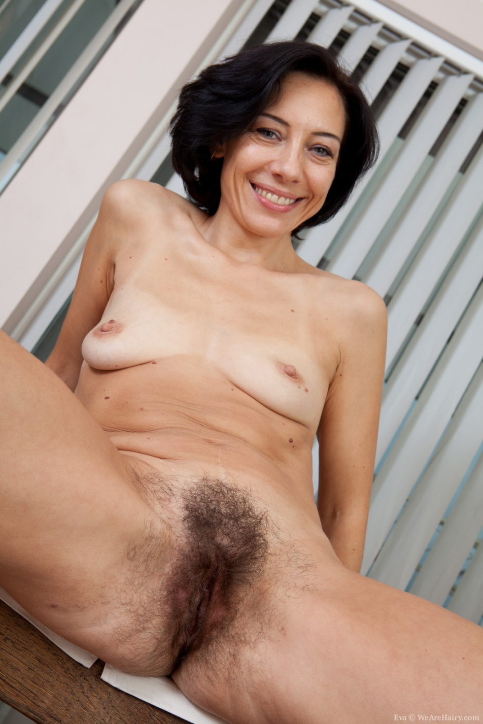 Busty Hairy Pussy Mature